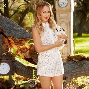 Lauren Conrad Disney Collection Top and Shorts